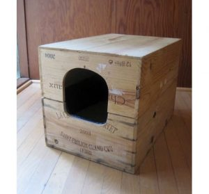 Cat Litter Box-Hide Litter Boxes